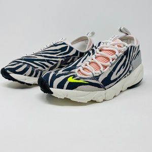 Nike Women's Air Footscape x Olivia Kim Zebra